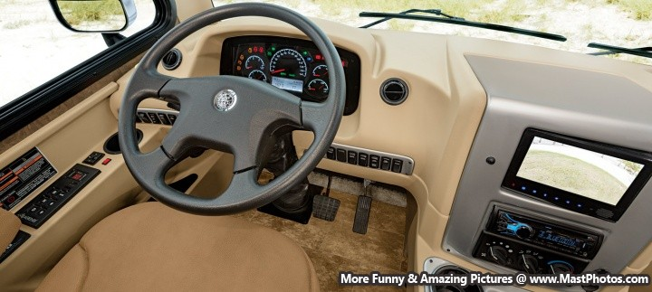 Allegro Breeze Driving Comfort