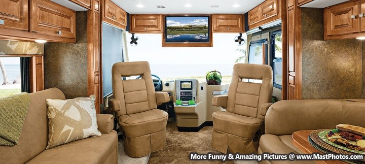 Allegro Breeze Interior